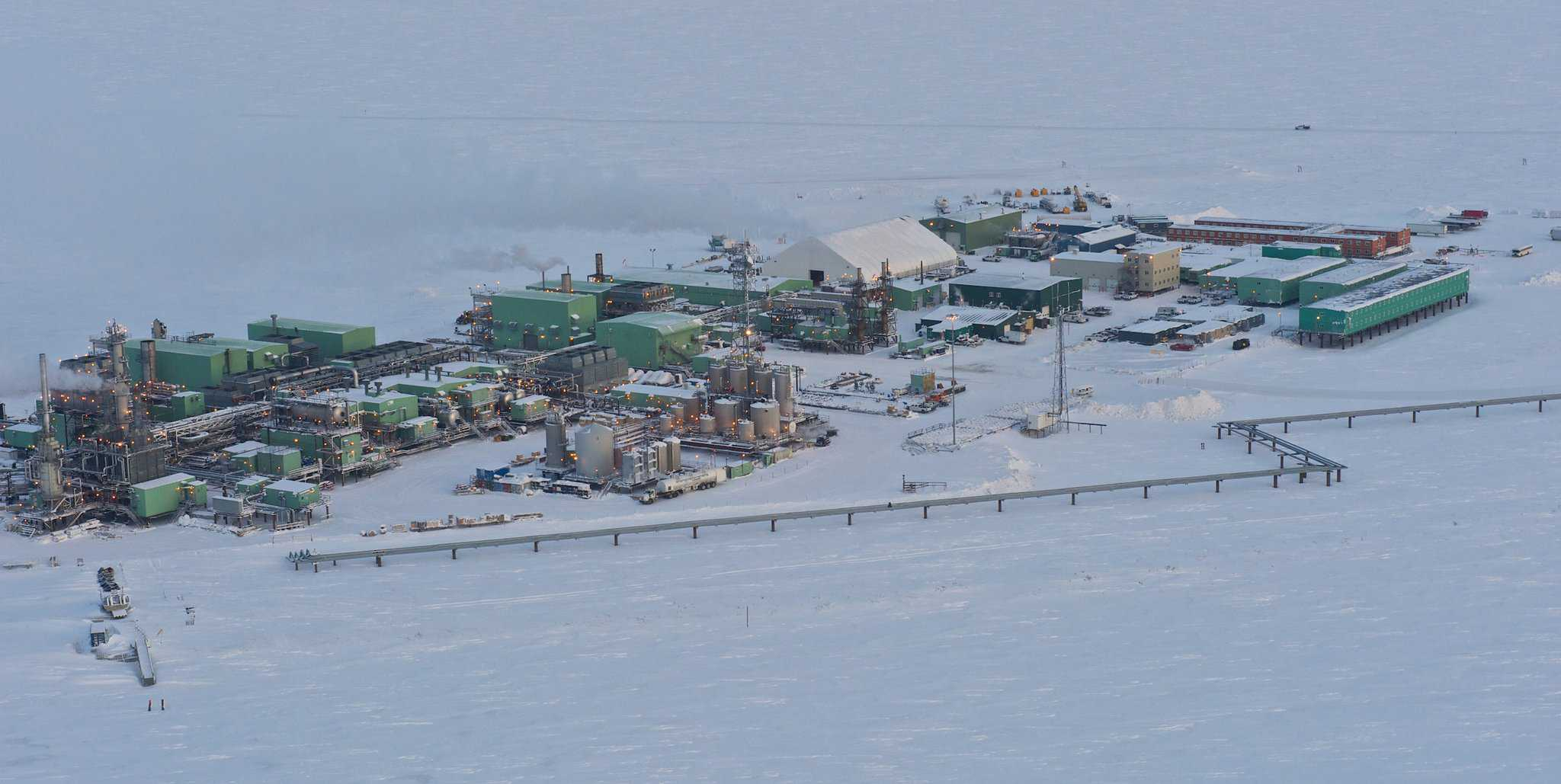 ConocoPhillips Drives Alaska Job Boom