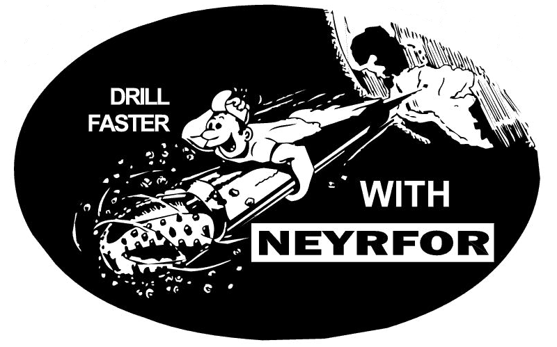 Neyrfor drill advert