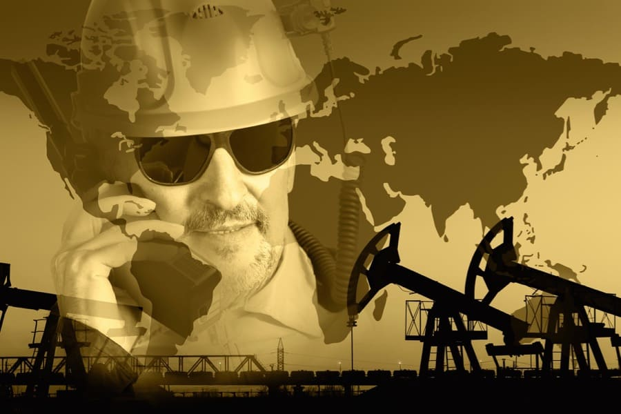 Finding a job in the oilfield… It's on you!