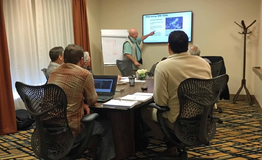 Dave Messler ACME Fluids training